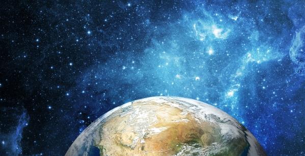 через вселенную